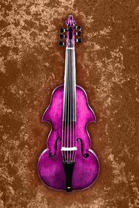 Violet Strings #3