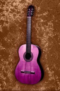 Violet Strings #2