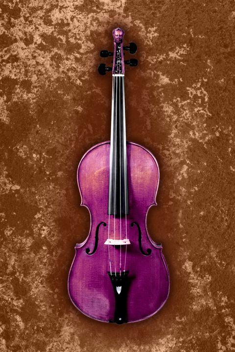 Violet Strings #1 - Bethany Dameron