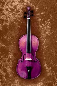 Violet Strings #1