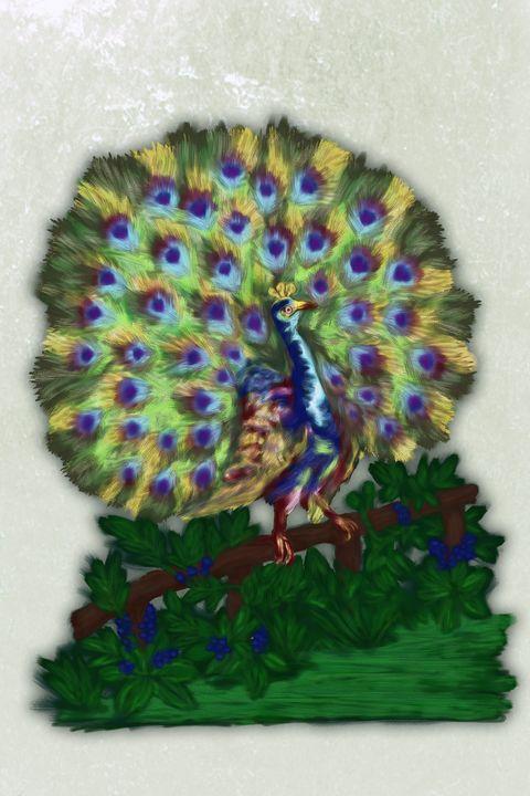 Peacock - Bethany Dameron