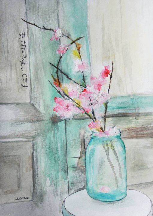 Cherry Blossom - ChaneART