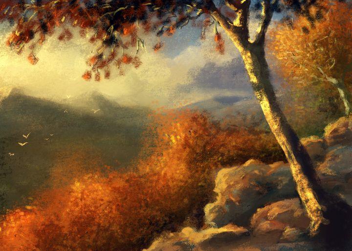 Fall in Alabama - Udvardi