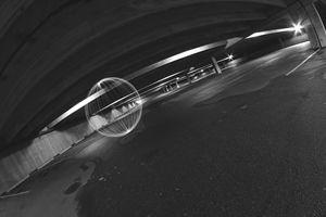 underground light