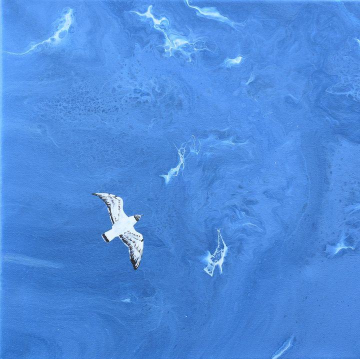 Gull View - Elizabeth's Gallery of Artwork