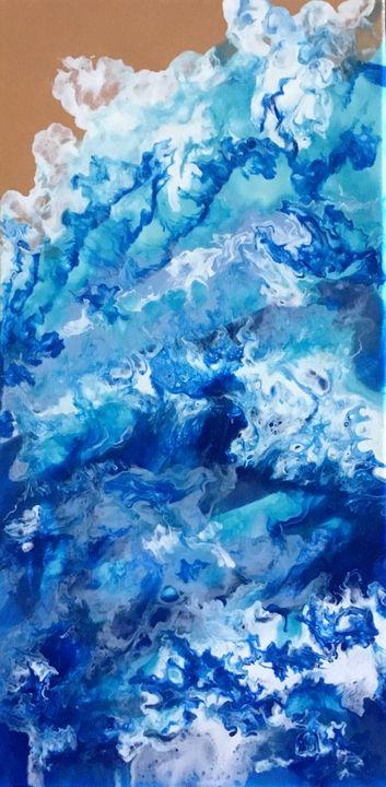 Rolling current - Elizabeth's Gallery of Artwork