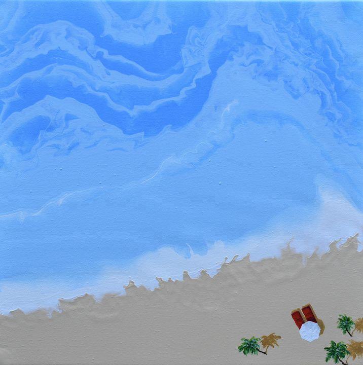 Beach Romance - Elizabeth's Gallery of Artwork
