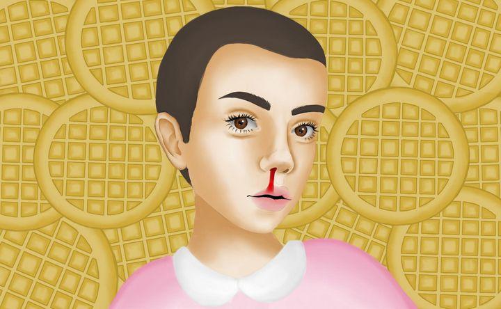 Eleven - Haylee's Art