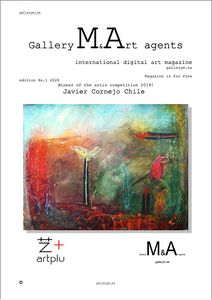International digital art magazine - Gallery M&Art agents
