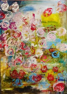 """ Summerflowers"" - Gallery M&Art agents"