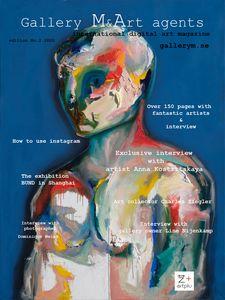 Gallery M&Art agents art magazine