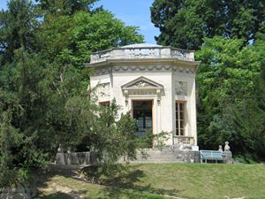 Versailles - The Belvedere Pavillion