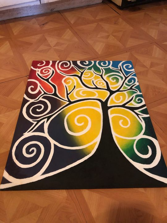 Tree of life - Chelsee's Art