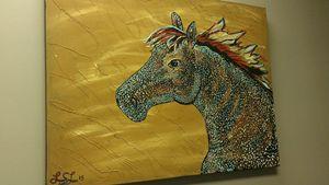 Galaxy Pony