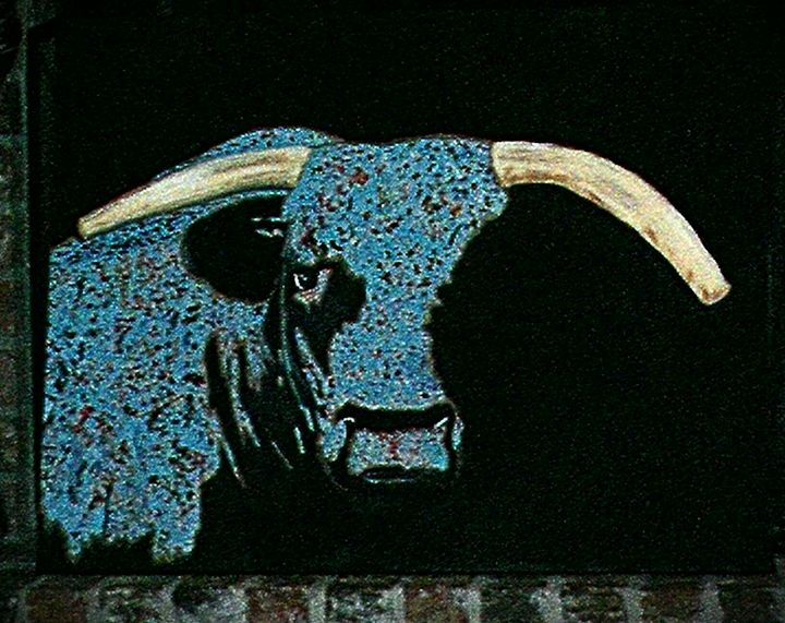 Blue Bull - Lori Lindsey