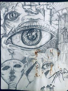 Through Minds Eye - ItzGenetics by Dari'us