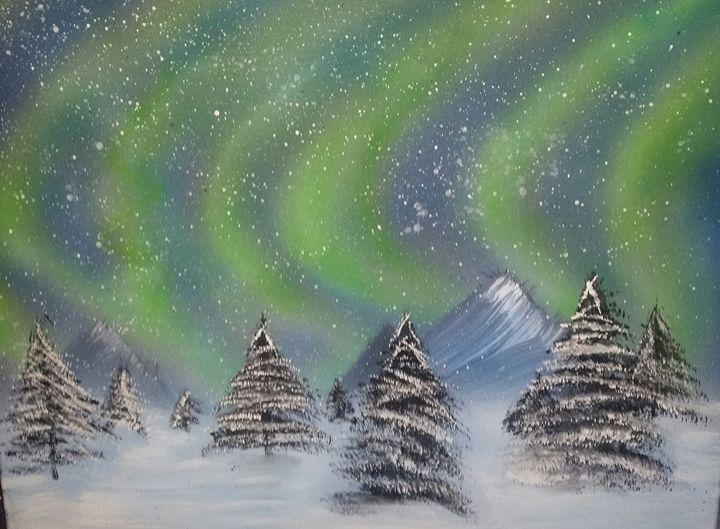 magical winter's night - Christopher Morgan Designs