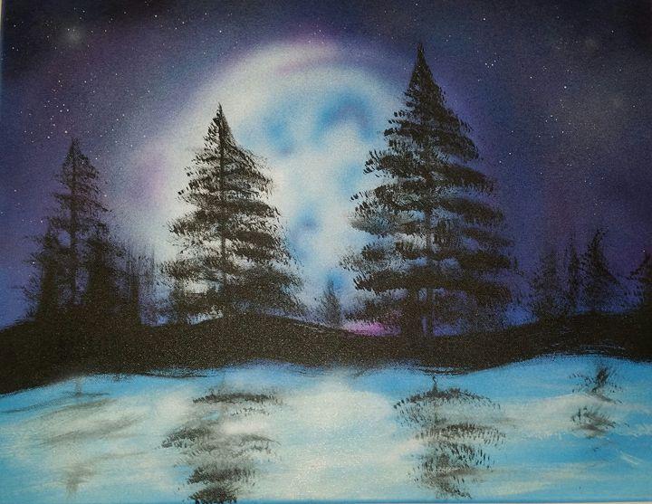 moonlight serenade - Christopher Morgan Designs