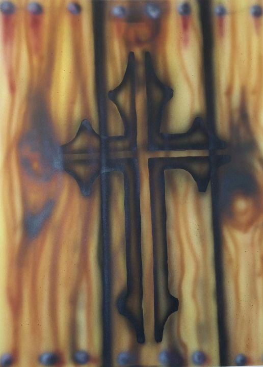 wood burning - Christopher Morgan Designs