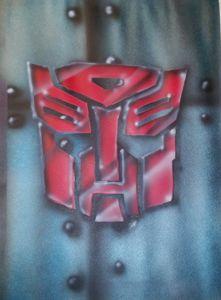 autobot's emblem