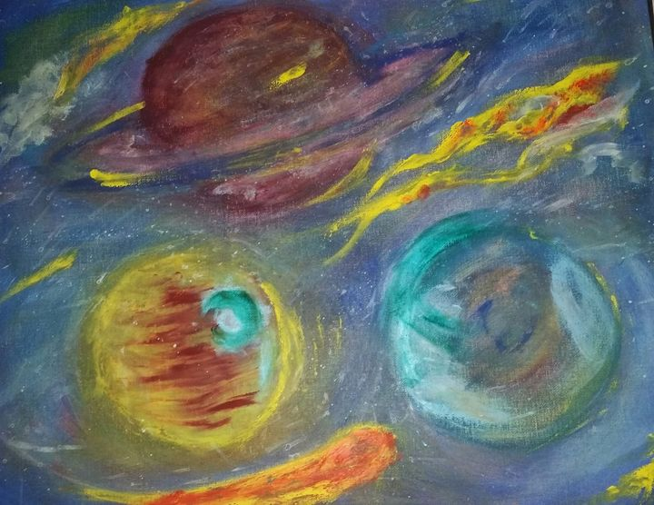 planets - Christopher Morgan Designs