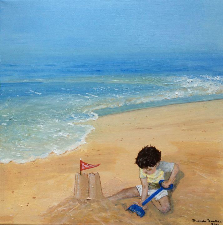 Sand Castles - Impress Art 11 (BB)