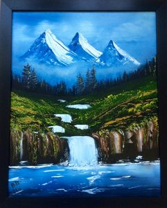 Waterfall - SOLD