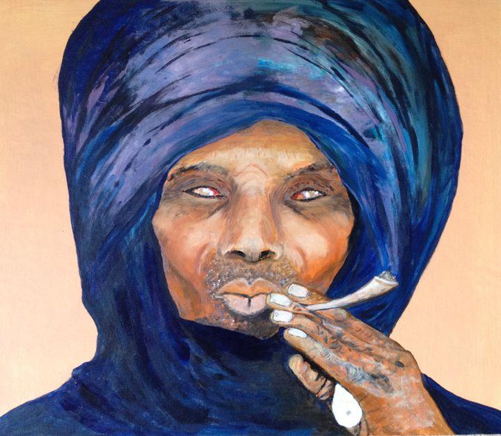 Tuareg Herdsman - Impress Art 11 (BB)