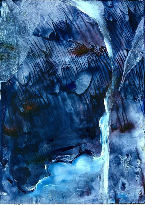 Portrait 2 - YUKSEL AYDIN PAINTINGS