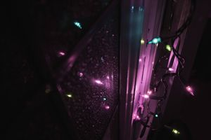 Pastel Rain Lights