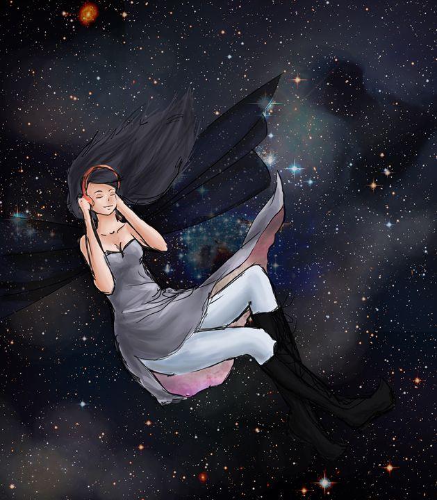 Through Space - Alex Pinku