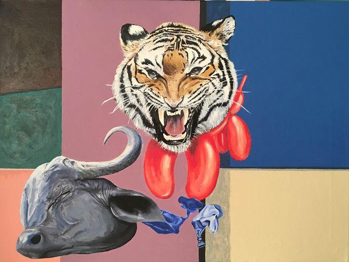 Balloon Animal Kingdom - Vincent Reyes