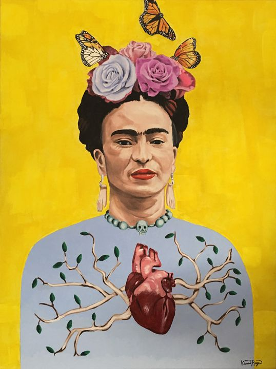 Frida - Vincent Reyes