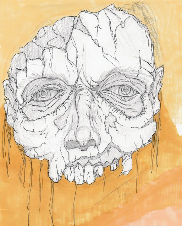 Zombie 001 - Tory Andrew Hurtado