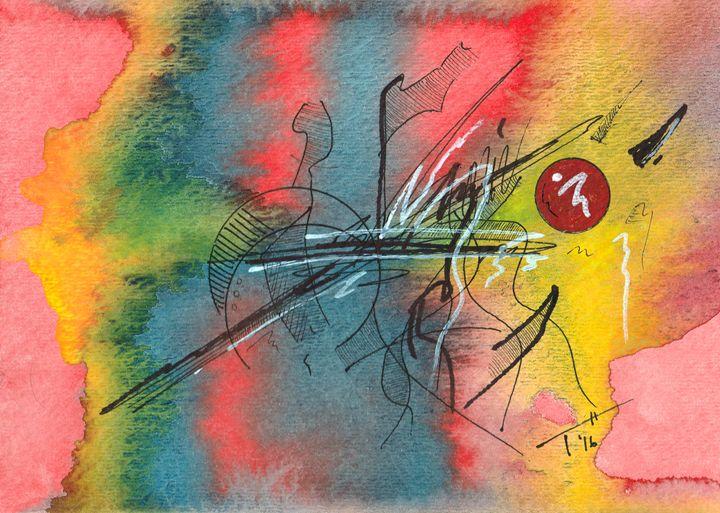 Initiation (Prints) - Tory Andrew Hurtado