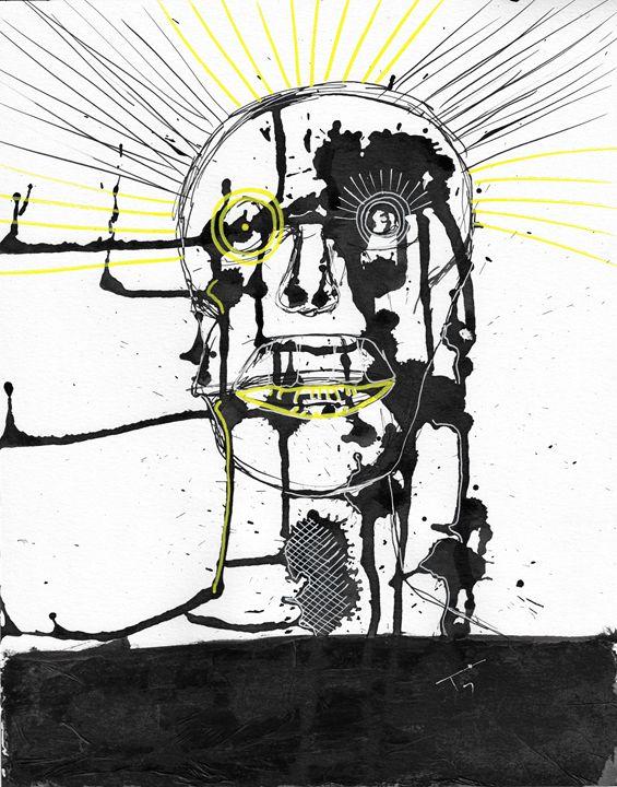 Dark Times - Tory Andrew Hurtado