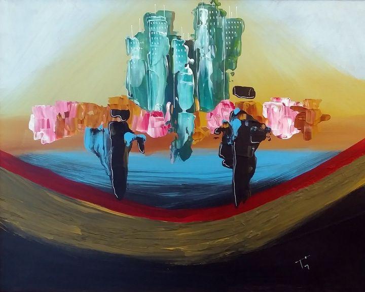 Cityscape - Tory Andrew Hurtado