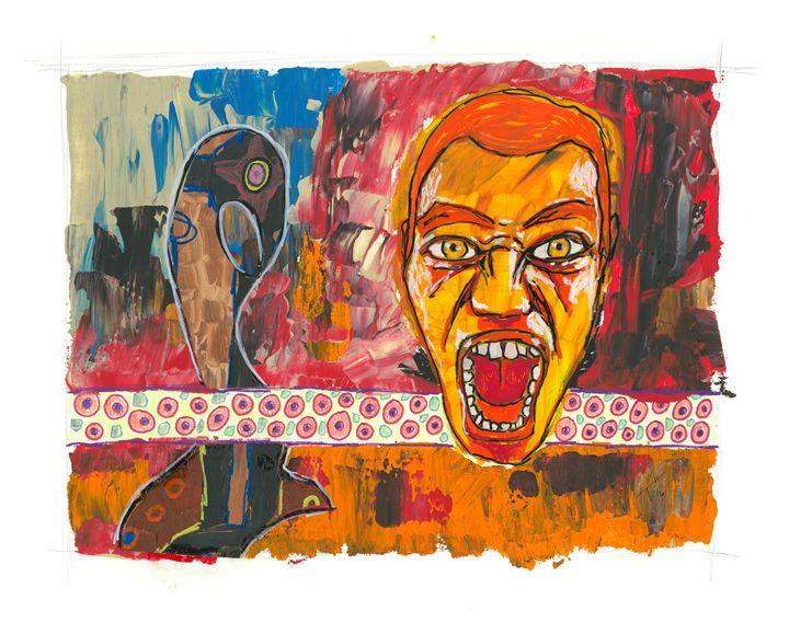 Scream and Shout - Tory Andrew Hurtado
