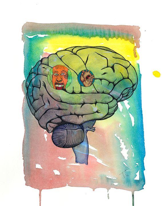 Delusions - Tory Andrew Hurtado