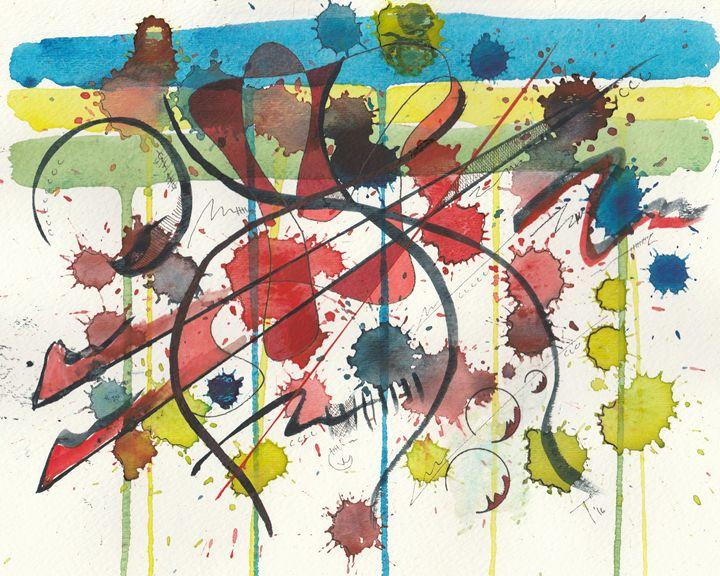 Line Series W007 (prints) - Tory Andrew Hurtado