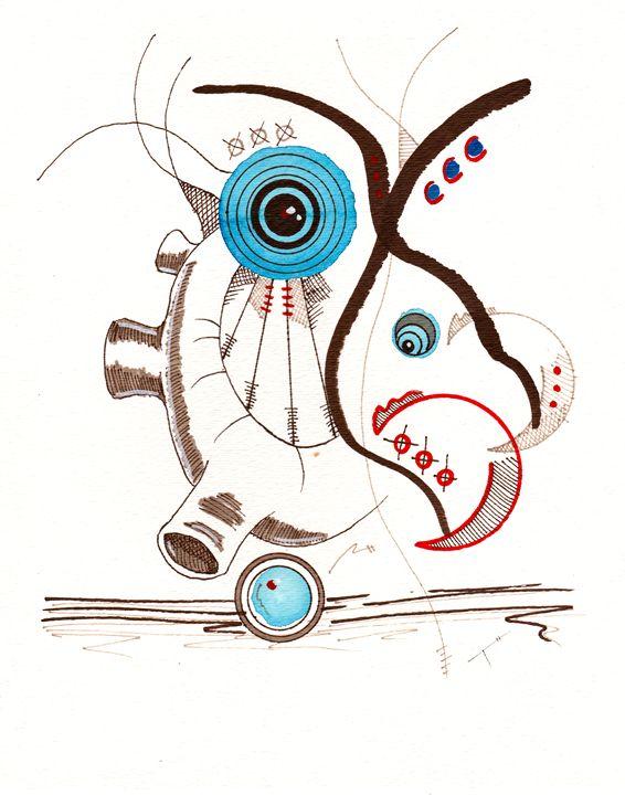 Formation (prints) - Tory Andrew Hurtado