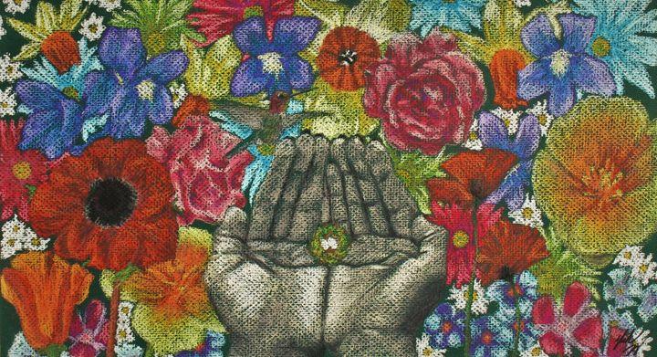 The Garden - Miranda Tamez