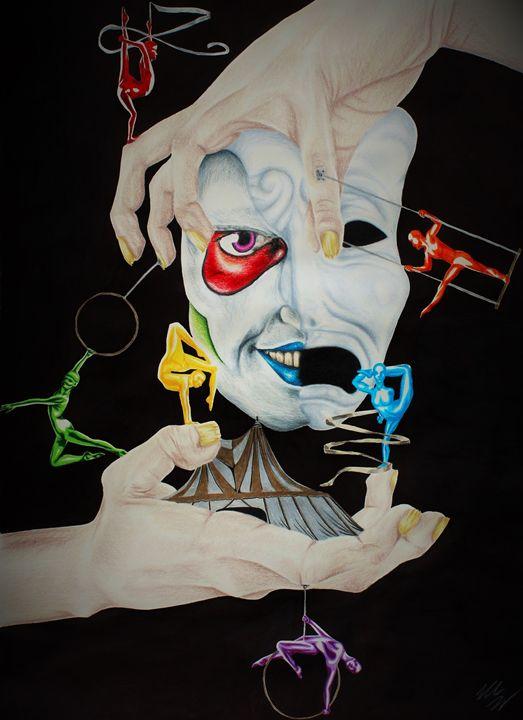 Circus - Miranda Tamez