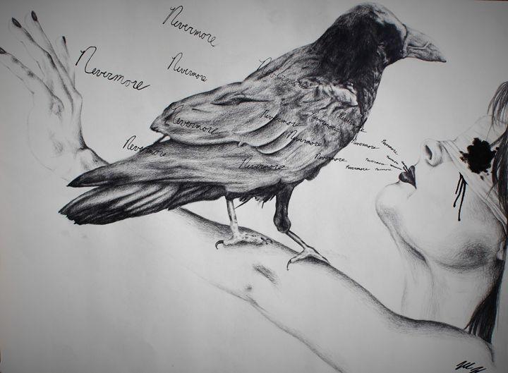 Nevermore - Miranda Tamez