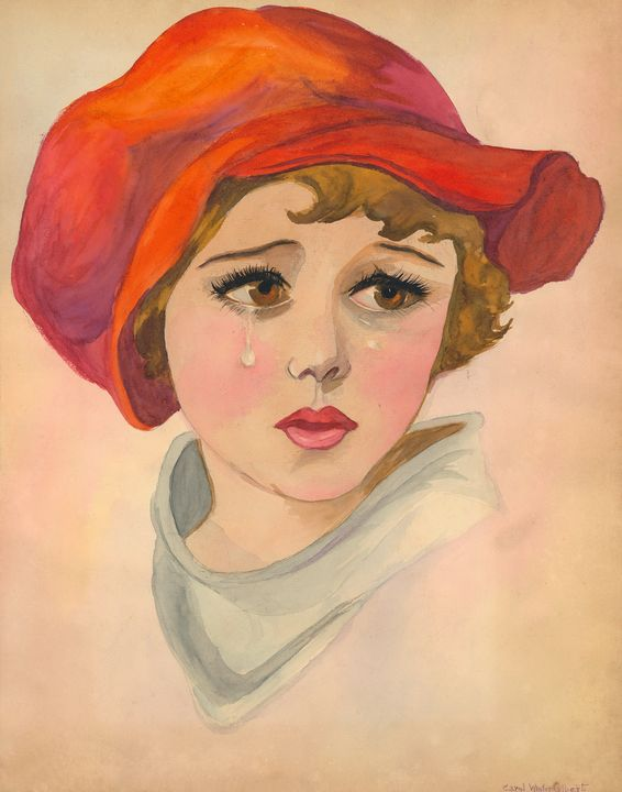 RED HAT - Carol Winter Colbert