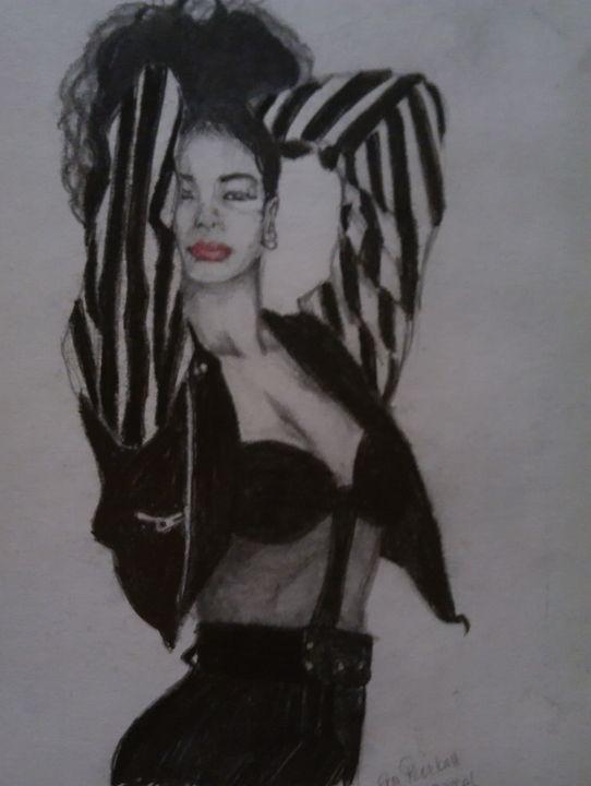 Selena - Rebekah M. Isreal