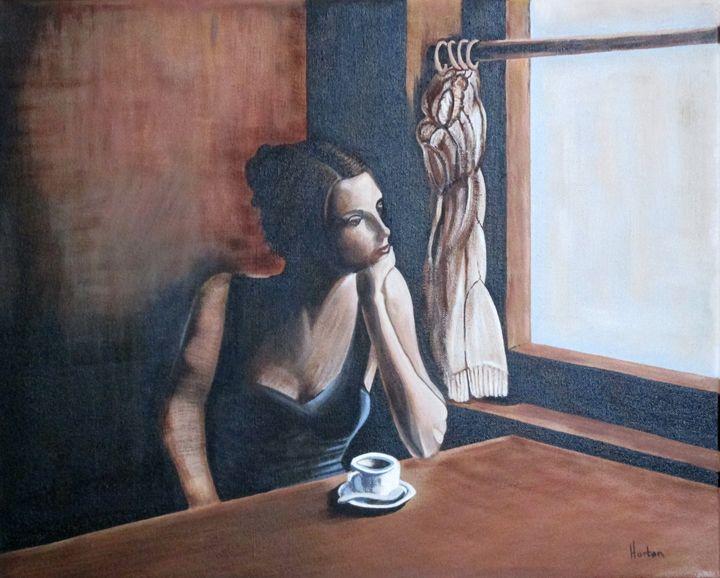Procrastination - Fine Art by Terry Horton