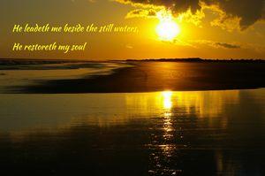 Psalms 23 - RJ's Creations