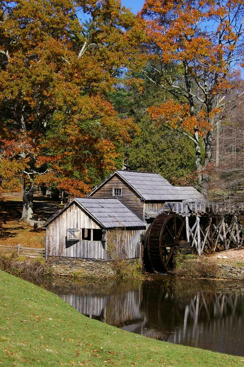 Mabry's Mill - RJ's Creations
