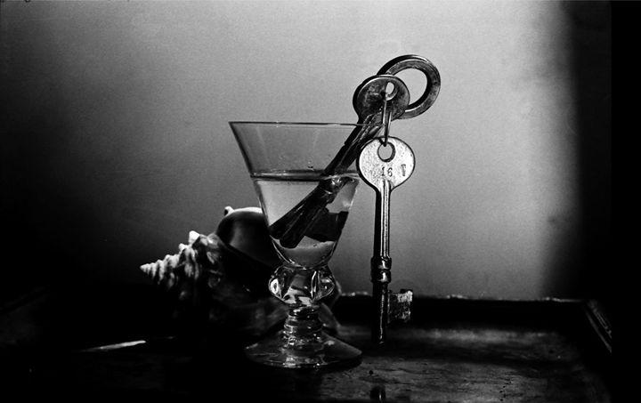 """""""Still Life with Key"""" - Lyoshastudio"""